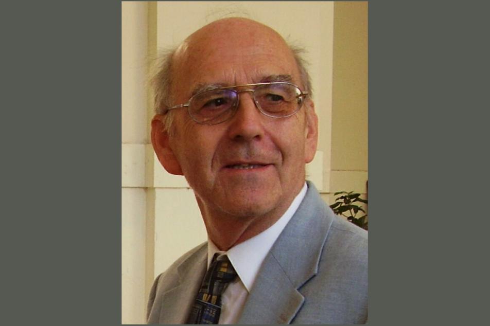 Walter Koch auf Exkursion in Süditalien 2007. Foto: Bornschlegel