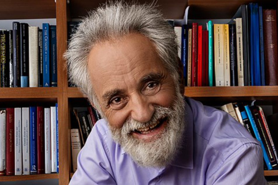 Der Preisträger Prof. Benjamin Z. Kedar. Foto: Zoog Production