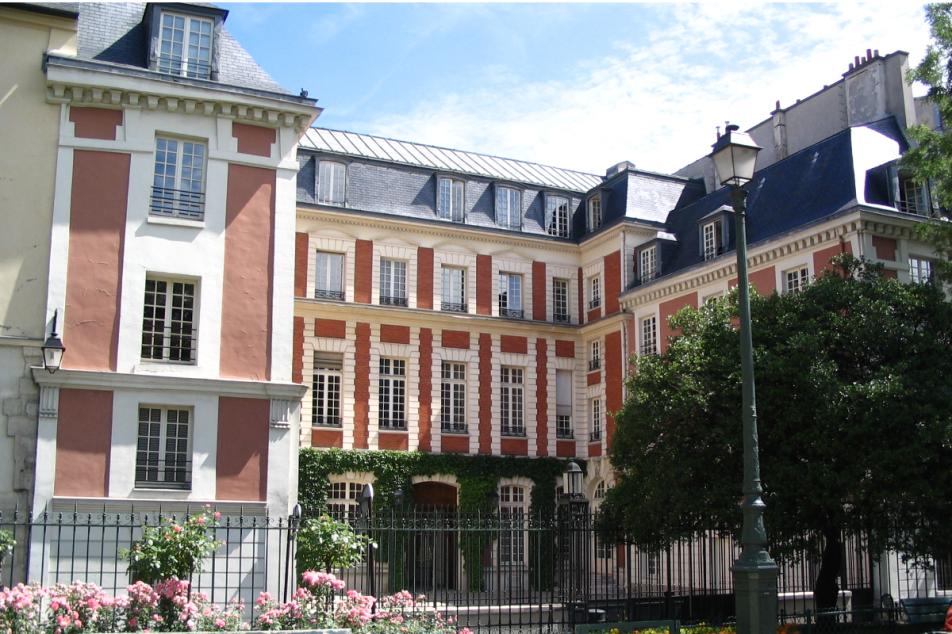 Im September 2020 zu einem Diplomatik-Kurs nach Paris an das DHI - quelle bonne idée!