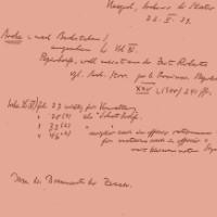 Auszüge aus den Registri Angioini des Hauptstaatsarchivs Neapel (1943 verbrannt)