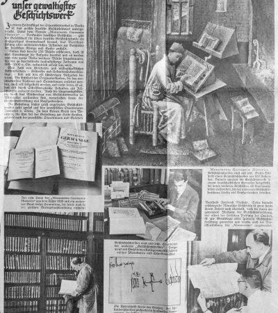 MGH-Archiv B 563, Bl. 161