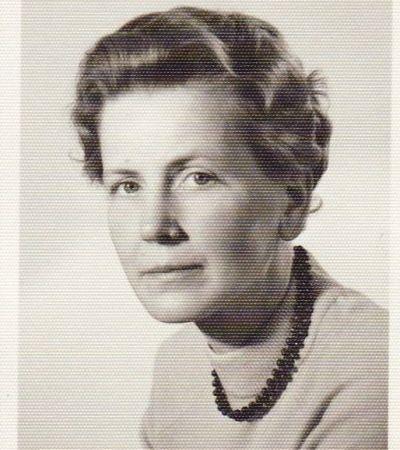 Henny Grüneisen (1917–1973). Foto: Historische Kommission